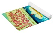 Stephanies Icecream Stand Yoga Mat