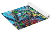 Abstract Still Life Yoga Mat