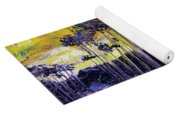 Stormy Shores Yoga Mat