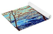 Stormy Weather Yoga Mat