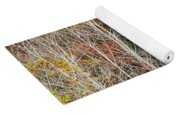 Stripped Bare To The Bark Yoga Mat