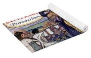 Suffragette Parade, 1913 Yoga Mat