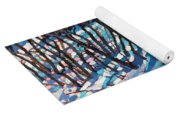 Sumac Snow Shadows Yoga Mat