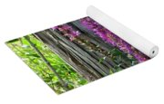 Summer Bloom Yoga Mat