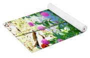 Summer Flowers 13 Yoga Mat