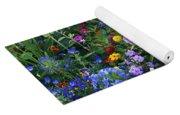 Summer Garden 2 Yoga Mat