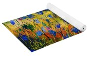 Summer Glory Yoga Mat