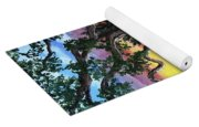 Summer Sunset Meditation Yoga Mat