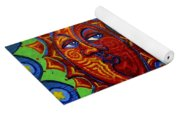 Sun And Moon Yoga Mat