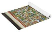 Sunder Kand- Ramayana Phad Yoga Mat