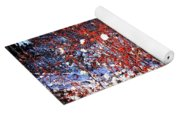 Sundrenched Rosehips Yoga Mat
