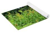 Sunflower Garden Yoga Mat