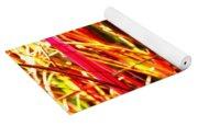 Sunlit Grass Yoga Mat