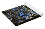 Sunny Day On The Pond Yoga Mat