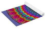 Super Rainbow Mandala Yoga Mat