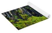 Svartifoss Waterfall - Iceland Yoga Mat