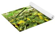 Swamp Becon Fungi Yoga Mat