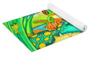 Swamp Life Yoga Mat