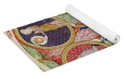 Table Of Planets Yoga Mat