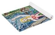 Tail Of Love Yoga Mat