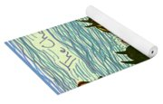 Tarot Of The Younger Self The Chariot Yoga Mat