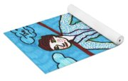 Tarot Of The Younger Self The Fool Yoga Mat
