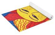 Tarot Of The Younger Self The Sun Yoga Mat