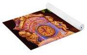 Teacup And Roses Yoga Mat
