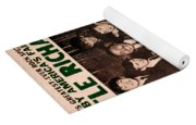 The Beatles And Little Richard Poster Collection 6 Yoga Mat