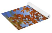 The Color Of Fall 2 Yoga Mat