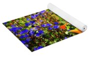 The Colors Of Spring  Yoga Mat
