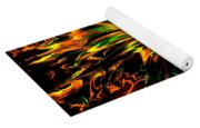 The Coming Of Thunder Yoga Mat