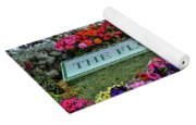 The Flower Field Yoga Mat