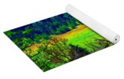 The Forest Echoes With Laughter 2 Yoga Mat