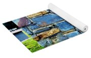 The Grateful Stone Wall Yoga Mat