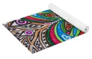 The He And She Together Yoga Mat