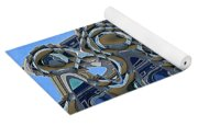 The High Road,abstract Yoga Mat