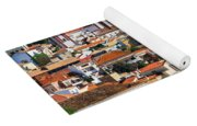 The Historic Town Of Silves In Portugal Yoga Mat