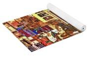 The Holy Ganges - Paint Yoga Mat