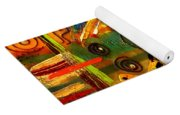 The Journey Back Home Yoga Mat