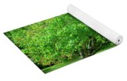 The Leaning Tree Yoga Mat