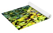 The Lily Pond #2 Yoga Mat