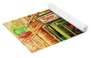 The Little Red Wagon Yoga Mat
