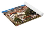 The Magic Of St. Peter Port In Guernsey Yoga Mat