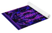 The Most Wonderful Places Yoga Mat