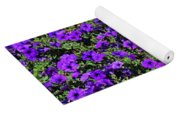 The Pathway To Purple Yoga Mat