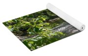 The River In Spring Yoga Mat