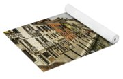 The Streets Of Venice Yoga Mat