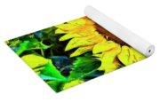 The Sunflower Yoga Mat