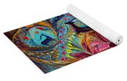The Tales Of One Thousand And One Nights Yoga Mat